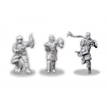 Achtung! Cthulhu: Investigadores de los aliados - Pack 1