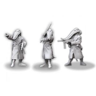 Achtung! Cthulhu: Caudillos servidores de Nyarlathotep