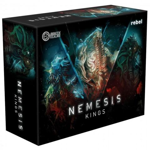 Némesis: Alien Kings