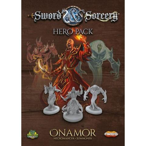 Sword & Sorcery: Hero Pack – Onamor (Castellano)