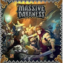 Massive Darkness + Kit de conversión Black plague