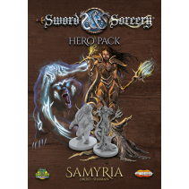 Sword & Sorcery: Hero Pack – Samyria
