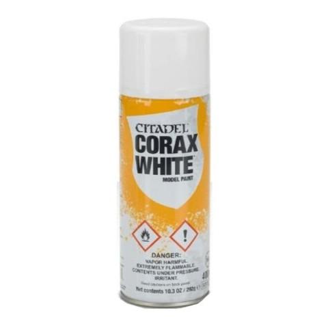 CITADEL Colour Corax White Spray