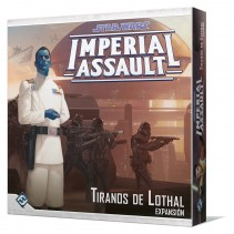 Star Wars: Imperial Assault – Tiranos de Lothal