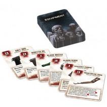 The Walking Dead - Cartas de Equipo