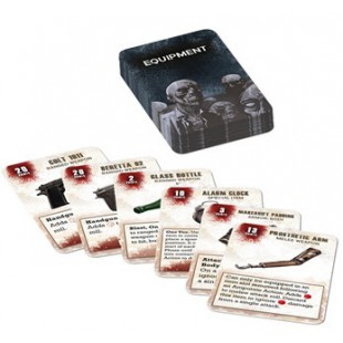 The Walking Dead - Cartas de Equipo