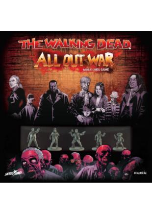 The Walking Dead - Caja Básica