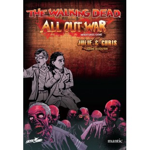 The Walking Dead - Julie & Chris Booster