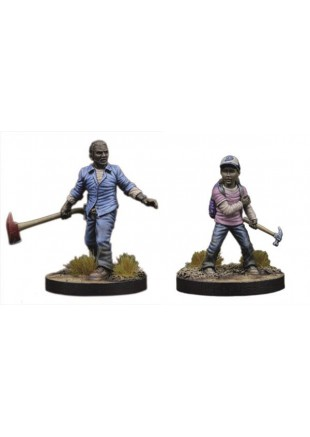 The Walking Dead - Lee & Clementine Booster