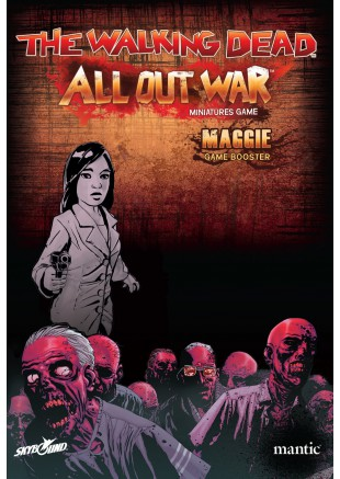 The Walking Dead - Maggie Booster