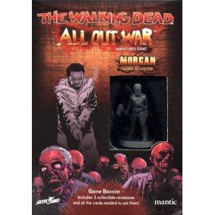 The Walking Dead - Morgan Booster