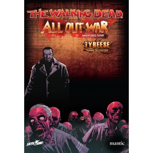 The Walking Dead - Tyreese Booster