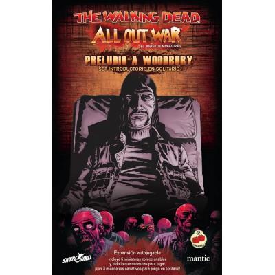 The Walking Dead - El Preludio a Woodbury Set de Inicio