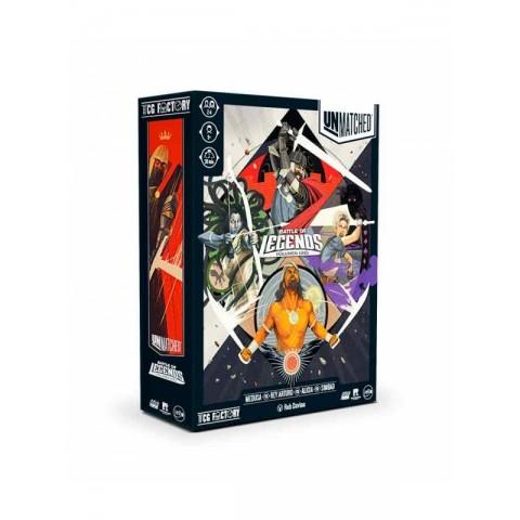 Unmatched: Battle of Legends, Volumen 1