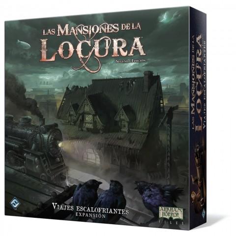 Las Mansiones de la Locura, segunda edición: Viajes Escalofriantes