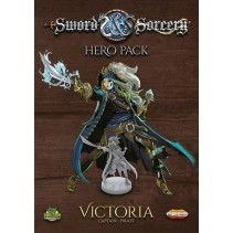 Sword & Sorcery: Hero Pack – Victoria