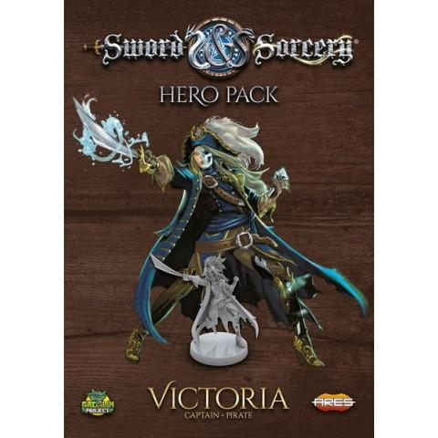 Sword & Sorcery: Hero Pack – Victoria