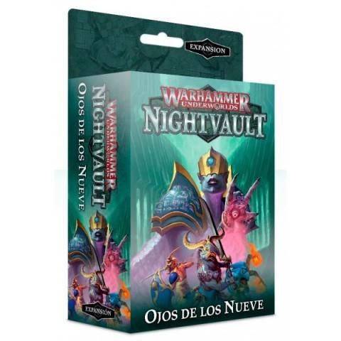 Warhammer Underworlds: Nightvault - Ojos de los Nueve