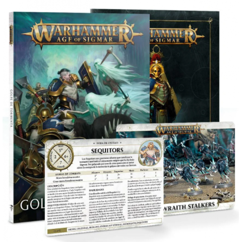 Golpe de tormenta - Warhammer Age of Sigmar
