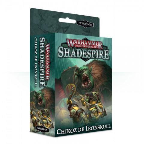 Warhammer Underworlds Shadespire – Los Chicoz de Ironskull