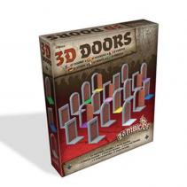 Zombicide: Black Plague 3D Doors Pack