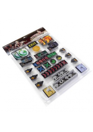 Zombicide: Black Plague Plastic Token Pack