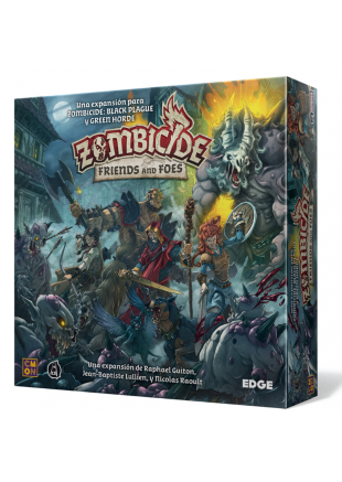 Zombicide: Friends and Foes