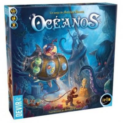 Oceanos (Español)