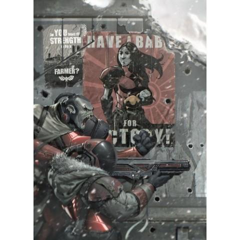 Fragged Empire: Pantalla de Dj