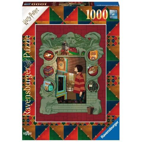 PUZZLE Harry Potter En Casa de la Familia Weasley - 1000 Pz