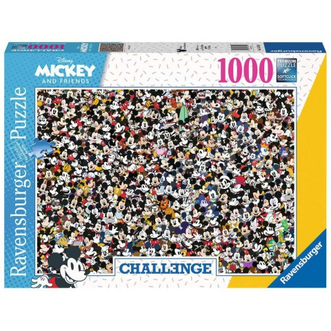PUZZLE Challenge Mickey & Friends