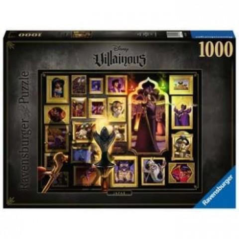 PUZZLE Villainous Jafar 1000pc