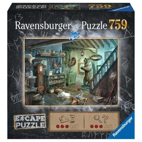 Escape puzzle - En la cámara de los horrores