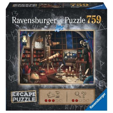 Escape puzzle - El observatorio