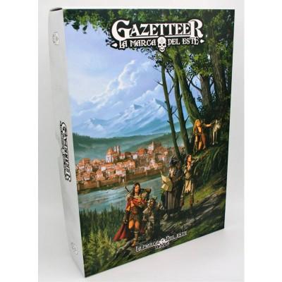 Gazetter de la Marca del Este