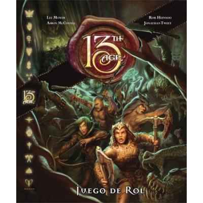 13th Age- Libro Básico