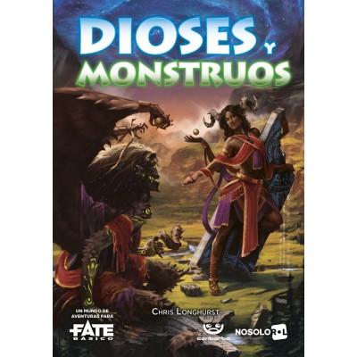 Mundos Fate: Dioses y Monstruos