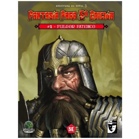 Fantasía para 5ª edición: Fulgor Fatídico