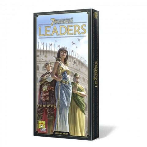 7 Wonders: Leaders (edición 2020)