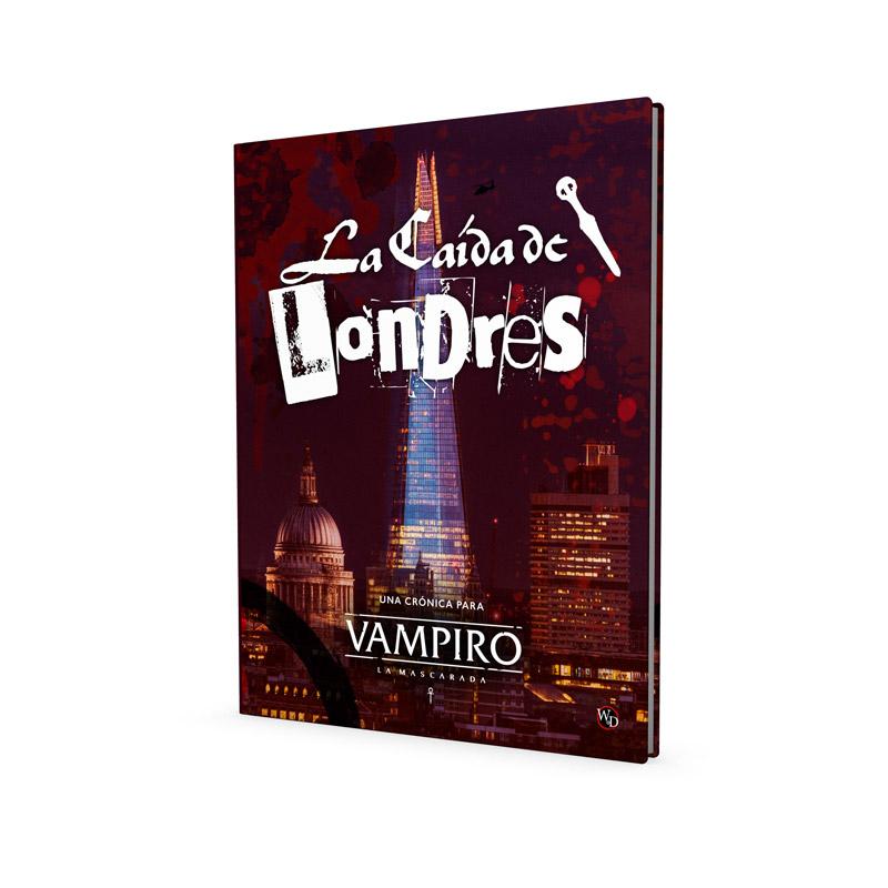 [Preventa Dic-2021] La caida de Londres Victoriano. Vampiro: La Mascarada 5ª Edición