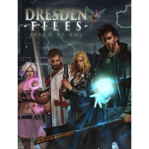 The Dresden Files: El Juego de Rol