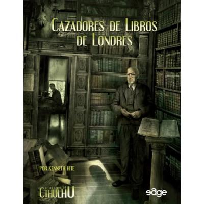 El Rastro de Cthulhu: Cazadores de Libros de Londres