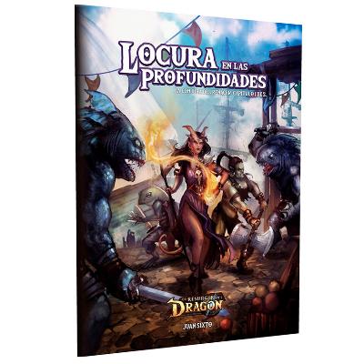 El Resurgir del Dragón: La Locura en las profundidades