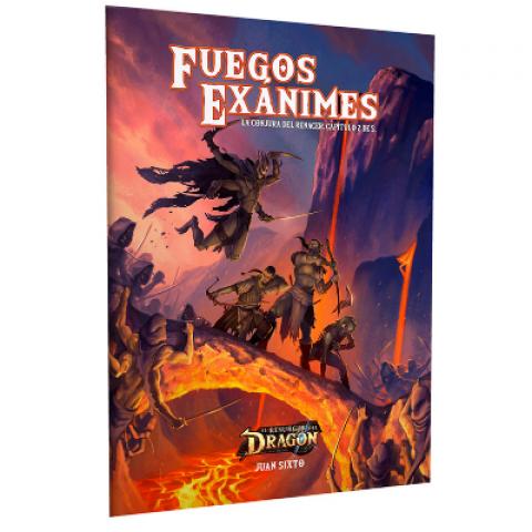 El Resurgir del Dragón: Fuegos Exánimes