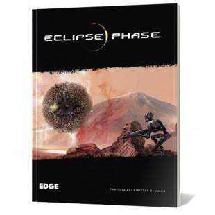 Eclipse Phase: Pantalla del director de juego