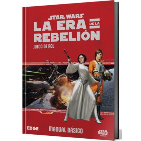 Star Wars: La Era de la Rebelión. Manual Básico