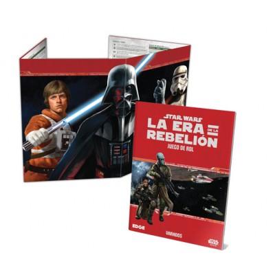 Star Wars: La Era de la Rebelión. Pantalla del DJ