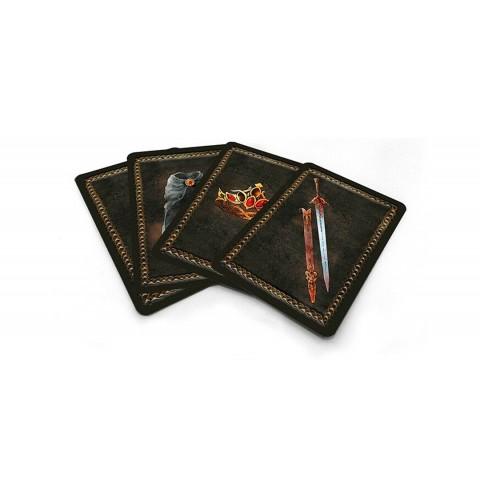 Forbidden Lands - Mazo de cartas