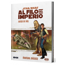 Star Wars: Al Filo del Imperio. Manual Básico