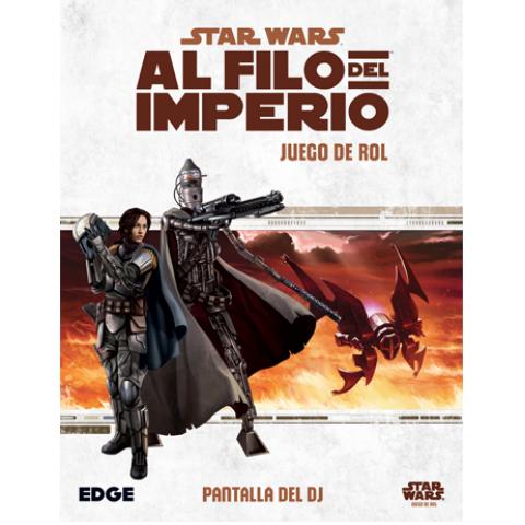 Star Wars: Al Filo del Imperio. Pantalla del DJ